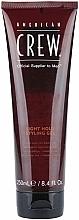 Parfumuri și produse cosmetice Gel cu fixare slabă - American Crew Light Hold Styling Gel