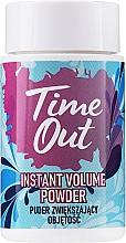 Parfumuri și produse cosmetice Pudră pentru volumul părului - Time Out Instant Volume Powder