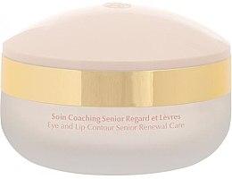 Parfumuri și produse cosmetice Cremă pentru zona ochilor și buzelor - Stendhal Recette Merveilleuse Eye And Lip Contour Senior Renewal Care