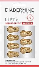 Parfumuri și produse cosmetice Capsule pentru față - Diadermine Lift+ Sofort Effect Capsules