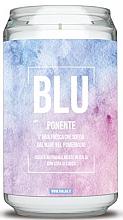 Parfumuri și produse cosmetice Lumânare parfumată  - FraLab Blu Ponente Candle