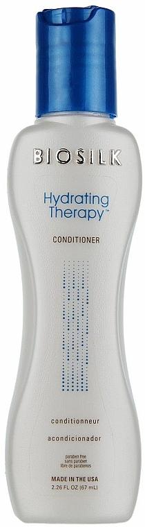 Balsam pentru hidratarea profundă a părului - BioSilk Hydrating Therapy Conditioner — Imagine N5