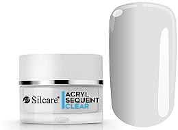Parfumuri și produse cosmetice Acryl pentru unghii, 72 g - Silcare Sequent LUX