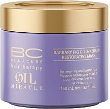 Parfumuri și produse cosmetice Mască regenerantă cu ulei și keratină pentru păr - Schwarzkopf Professional Bonacure Oil & Micro Keratin Mask