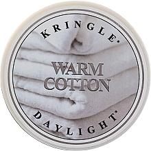 Parfumuri și produse cosmetice Lumânare de ceai - Kringle Candle Warm Cotton