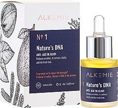 Parfumuri și produse cosmetice Elixir anti-îmbătrânire pentru față - Alkemie Nature's DNA Oil Elixir