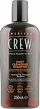 Parfumuri și produse cosmetice Șampon pentru uz zilnic - American Crew Daily Cleansing Shampoo