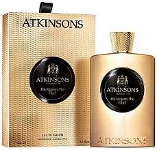 Parfumuri și produse cosmetice Atkinsons His Majesty The Oud - Apă de parfum