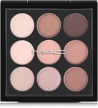 Parfumuri și produse cosmetice Paletă farduri de ochi, 9 nuanțe - MAC Eye Shadow X9