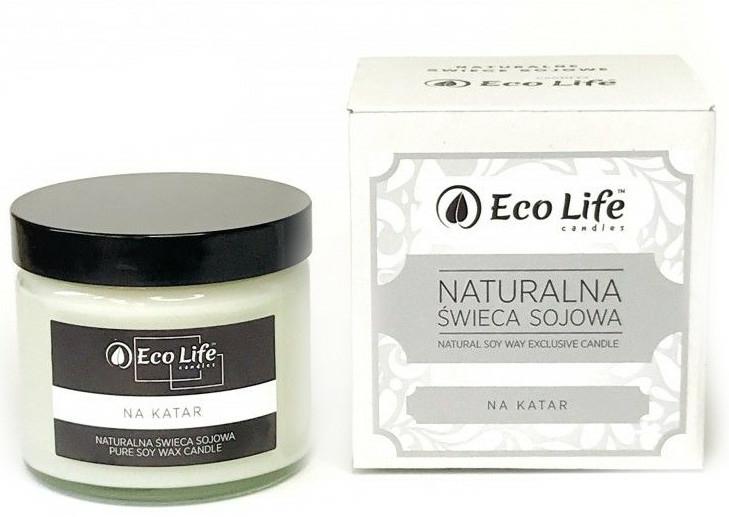 Lumânare parfumată împotriva răcelii - Eco Life Candles — Imagine N1
