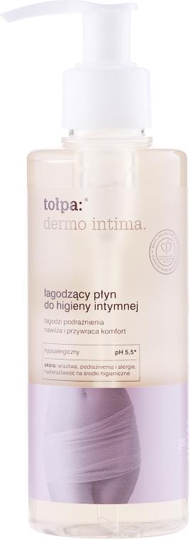 Gel pentru igiena intimă - Tolpa Dermo Intima Neutral Intimate Cleaneser