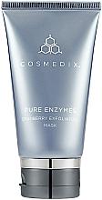 Parfumuri și produse cosmetice Mască exfoliantă cu afine pentru față - Cosmedix Pure Enzymes Cranberry Exfoliating Mask
