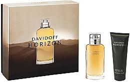 Parfumuri și produse cosmetice Davidoff Horizon - Set (edt/125ml + sh/gel/75ml)