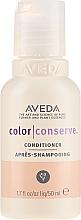 Parfumuri și produse cosmetice Balsam pentru protecția culorii părului vopsit - Aveda Color Conserve Conditioner (mini)