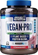 Parfumuri și produse cosmetice Amestec de proteine cu aminoacizi - Applied Nutrition Vegan-pro Plant Based Protein Blend Strawberry