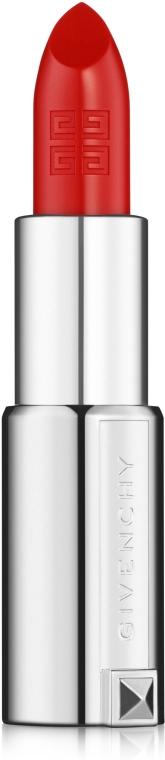 Ruj de buze - Givenchy Le Rouge Intense Color Sensuously Mat Lipstick — Imagine N1