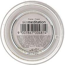 Cremă de față - Declare Skin Meditation Soothing & Balancing Cream — Imagine N3