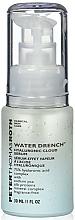 Ser hidratant cu acid hialuronic - Peter Thomas Roth Water Drench Hyaluronic Cloud Serum — Imagine N3