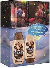 Parfumuri și produse cosmetice Set - Schwarzkopf Schauma Charity Box (sch/250ml+balm/200ml)