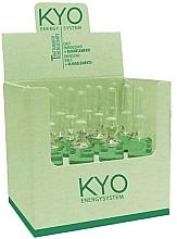 Parfumuri și produse cosmetice Fiole pentru păr - Kyo Energy System Vials