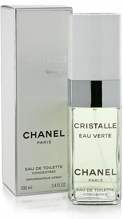Chanel Cristalle Eau Verte - Apă de toaletă — Imagine N2