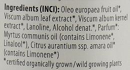 """Ulei organic pentru masaj """"Mirt și Floare de portocal"""" - Sonnet Massage Oil — Imagine N3"""
