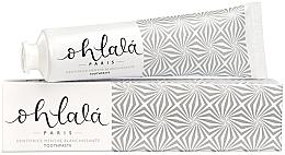 Parfumuri și produse cosmetice Pasta de dinți pentru albire - Ohlala Whitening Mint