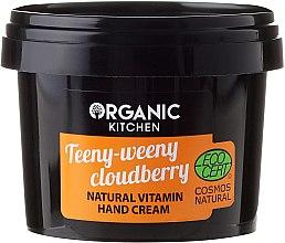 Parfumuri și produse cosmetice Cremă de mâini - Organic Shop Organic Kitchen Teeny-Weeny Cloudberry Hand Cream