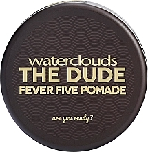 Parfumuri și produse cosmetice Pomadă de păr - Waterclouds The Dude Fever Five Pomade