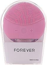 Parfumuri și produse cosmetice Perie pentru curățarea feței, roz - Forever Lina Mini Facial Cleansing Brush Pink