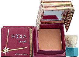 Parfumuri și produse cosmetice Pudră de față - Benefit Hoola Matte Bronzing Powder (mini)