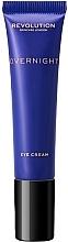 Parfumuri și produse cosmetice Cremă de noapte pentru pielea din jurul ochilor - Revolution Skincare Overnight Rejuvenating Eye Cream