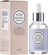 Parfumuri și produse cosmetice Ser relaxant pentru față - A:t Fox Teacell Face Serum
