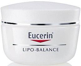 Parfumuri și produse cosmetice Cremă hidratantă pentru faţă - Eucerin Lipo-Balance Cream
