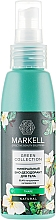 "Bio-deodorant ""Floare de tiară"" - Markell Cosmetics Green Collection Deo Tiare — Imagine N1"