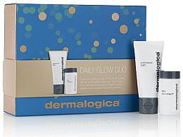 Parfumuri și produse cosmetice Set - Dermalogica Daily Glow Duo (f/balm/15ml + f/microfoliant/4 g)