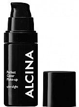 Parfumuri și produse cosmetice Fond de ten - Alcina Perfect Cover Make-up