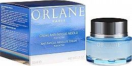 Parfumuri și produse cosmetice Cremă de față - Orlane Anti-Fatigue Absolute Cream Poly-Active