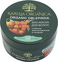 Parfumuri și produse cosmetice Bio mască pentru păr «Organic Oblepikha» regenerare și nutriție intensivă - Fratti HB Karelia Organica
