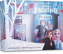 Parfumuri și produse cosmetice La Rive Frozen - Set (edp/50ml + sg/gel/250ml)