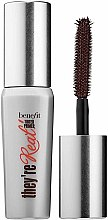 Parfumuri și produse cosmetice Primer pentru gene - Benefit They're Real! Tinted Primer Mini (mini)