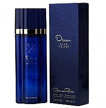 Parfumuri și produse cosmetice Oscar De La Renta Blue Velvet - Apă de parfum