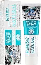 Parfumuri și produse cosmetice Pastă de dinți - Rose Rio Natural Sea Minerals & Spirulina Toothpaste