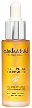 Parfumuri și produse cosmetice Complex de uleiuri pentru față - Estelle & Thild Super Bioactive Age Control Oil Complex