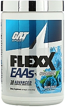 "Parfumuri și produse cosmetice Supliment alimentar ""Blue Raspberry"" - GAT Sport Flexx EAAs + Hydration Blue Razz"