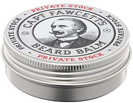 Parfumuri și produse cosmetice Balsam pentru barbă - Captain Fawcett Private Stock