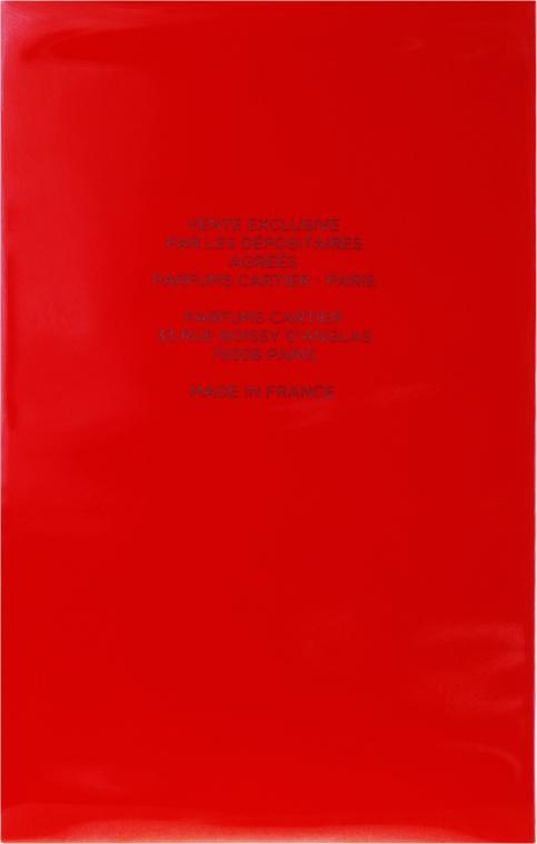 Cartier Must de Cartier - Apă de toaletă — Imagine N2