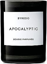 Parfumuri și produse cosmetice Lumânăre aromată - Byredo Fragranced Candle Apocalyptic