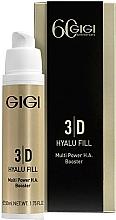 Parfumuri și produse cosmetice Cremă filler pentru față - Gigi 3D Hyalu Fill Multi Power H.A. Booster