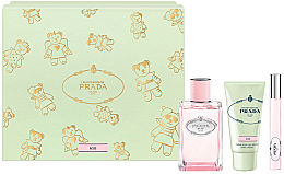 Parfumuri și produse cosmetice Prada Infusion De Rose 2017 - Set (edp/100ml + h/cr/50 + edp/10ml)